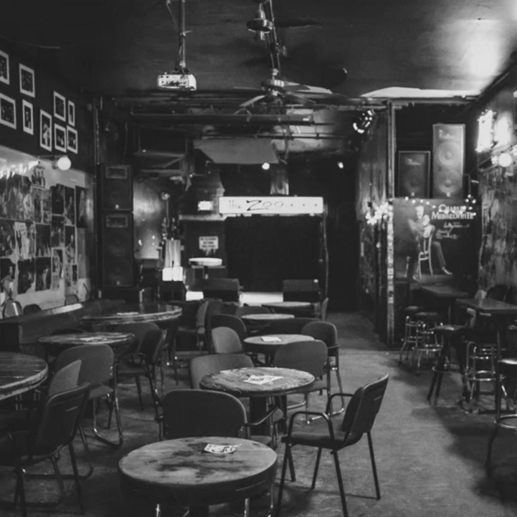 Inside The Zoo Bar